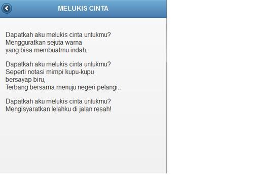 PUISI CINTA apk screenshot