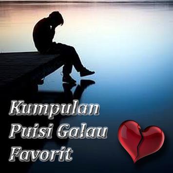 Kumpulan Puisi Galau Pilihan poster