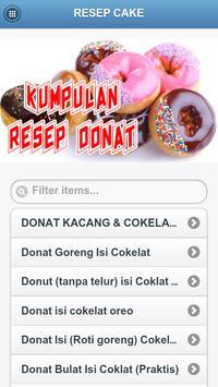 Kumpulan Resep Membuat Donat apk screenshot