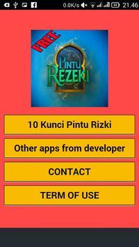 Kunci Pintu Rezeki poster