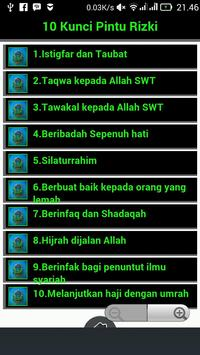 Kunci Pintu Rezeki apk screenshot