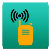 Walkie Talkie App Free icon