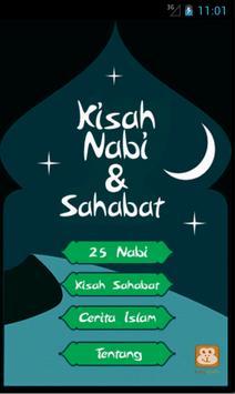 Kisah Nabi dan Sahabat Islam apk screenshot