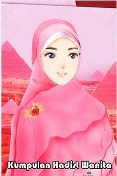 Kumpulan Hadist Wanita poster