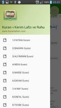 Kuran Tefsiri KuranTefsiri.com apk screenshot