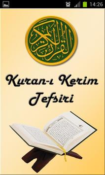Kuran-ı Kerim Tefsiri poster