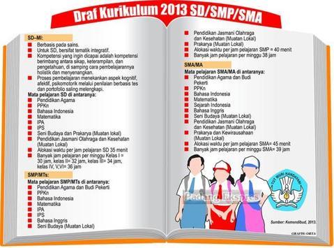 Kurikulum 2013 SMA poster