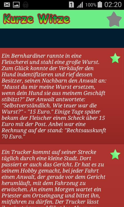 kurze witze und sprüche apk download - free entertainment app for