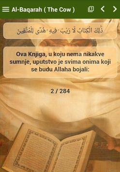 Prevod Kur'ana Bosanski apk screenshot