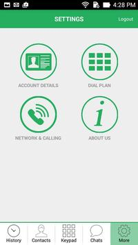 kyrikou VoIP apk screenshot