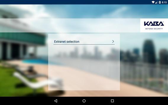 Kaba Extranet apk screenshot