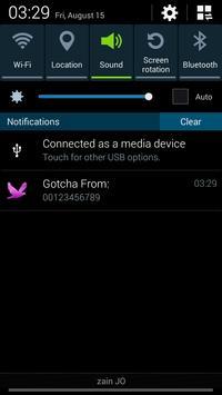GotchaApp apk screenshot
