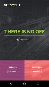 NetScout Interactive Solutions poster