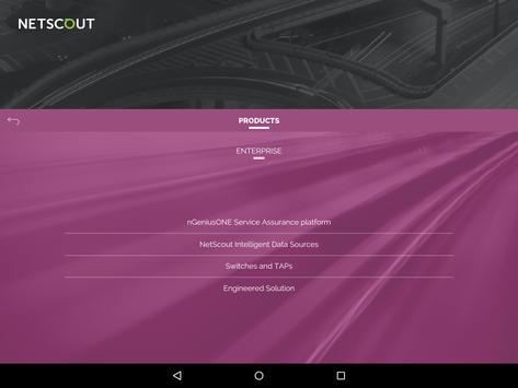 NetScout Interactive Solutions apk screenshot