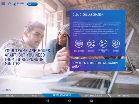 Telstra Cloud Collaboration apk screenshot