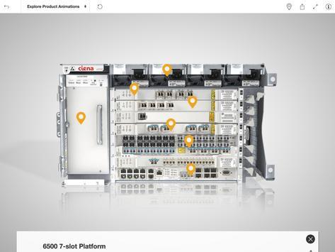 Ciena's Product Portfolio apk screenshot