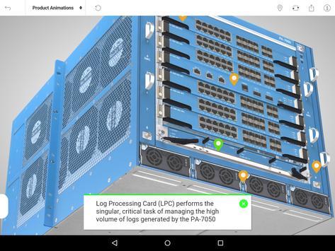 PA-7000 Series 3D App apk screenshot