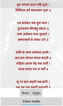 Kali Maa Chalisa with Audio poster