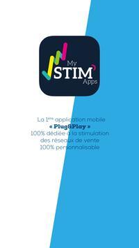 myStim'Apps poster