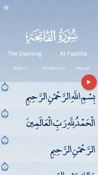 Kalimah Quran poster