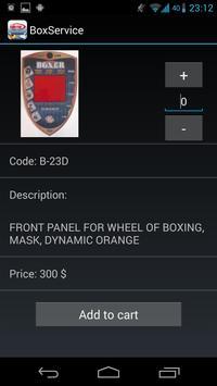 BoxService apk screenshot