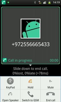 KallOne VOIP low cost calls apk screenshot
