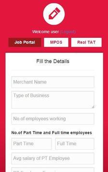 Kambaa Survey apk screenshot