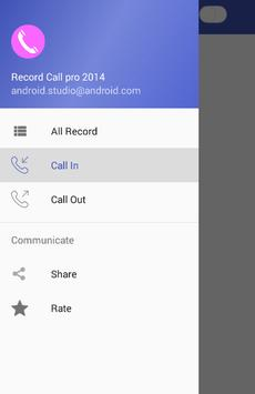 Call Recorder Pro 2016 poster