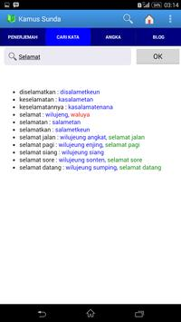 Kamus Sunda (kalimat) apk screenshot