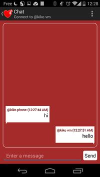 ILikeULite : Bluetooth Chat apk screenshot