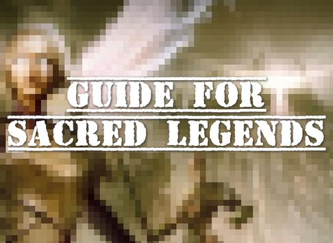 Guide for Sacred Legends poster