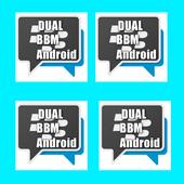 Dual BBM Original icon
