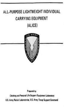 ALICE Pack App poster