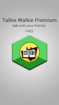 Talkie Walkie Premium poster