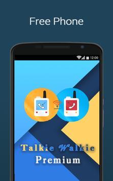 Talkie Walkie Premium apk screenshot