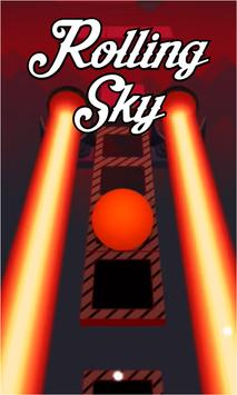 Guide Rolling Sky poster