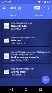 My Email Spy poster