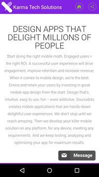 Karma Tech Solutions Pvt. Ltd. poster