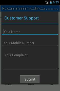 Mobile Recharge,DTH-karniindra apk screenshot