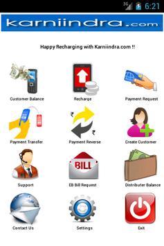 Mobile Recharge,DTH-karniindra poster