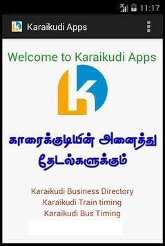 Karaikudi Apps Latest V.1 poster
