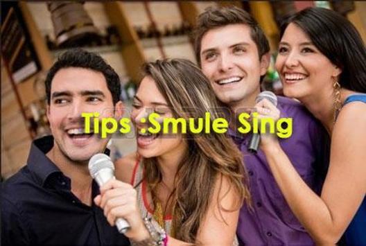 Guide :Smule Karaoke poster