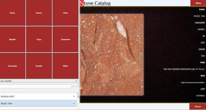 Turkish Natural Stones apk screenshot
