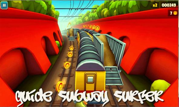 Guides :SUBway SURfers poster