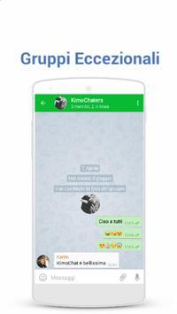 KimoChat apk screenshot