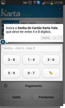 Karta Vale - Usuário apk screenshot