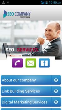 Seo Company Services India poster
