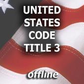 US CODE TITLE 3 : offline icon