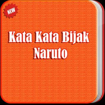 Kata Kata Bijak Naruto Lengkap poster