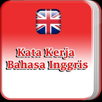 Kata Kerja Bahasa Inggris poster